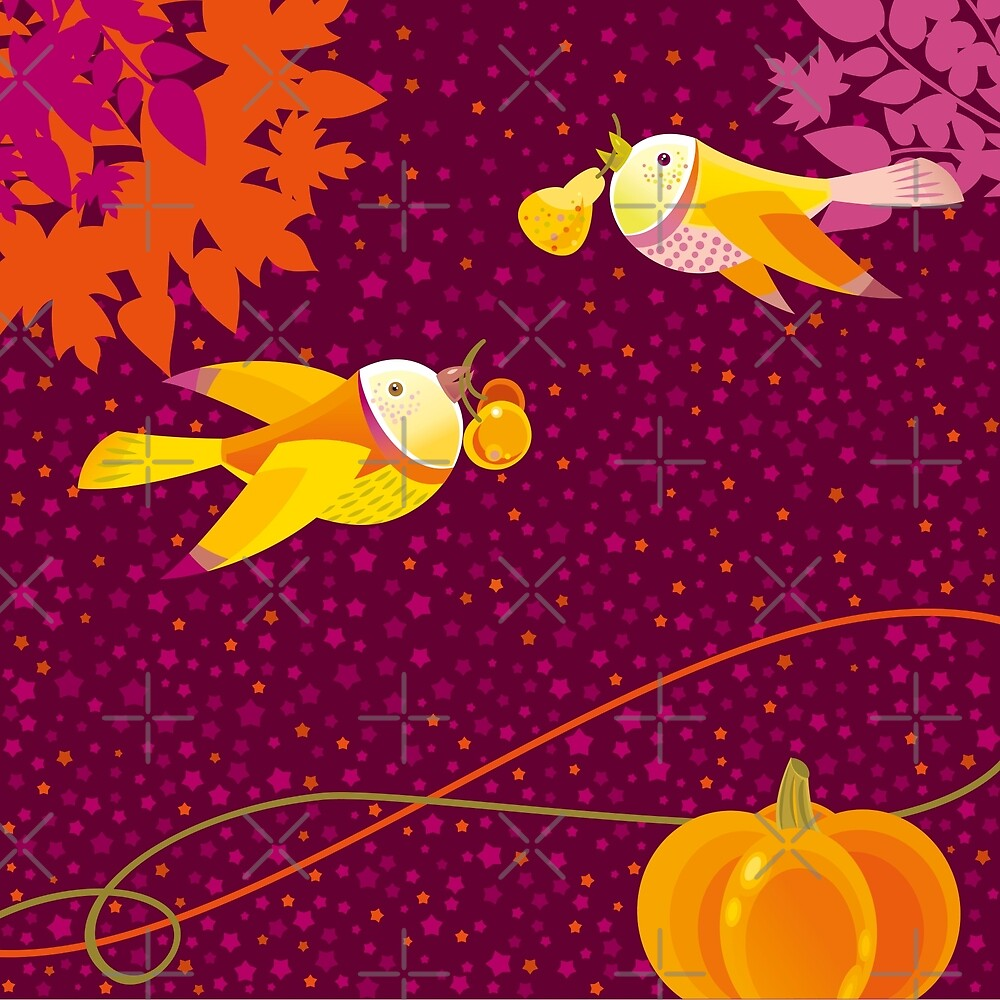 Autumn Love by rusanovska