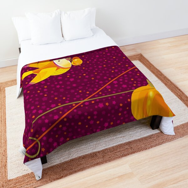 Autumn Love Comforter