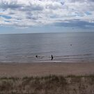 Lake Michigan in May by leesm19
