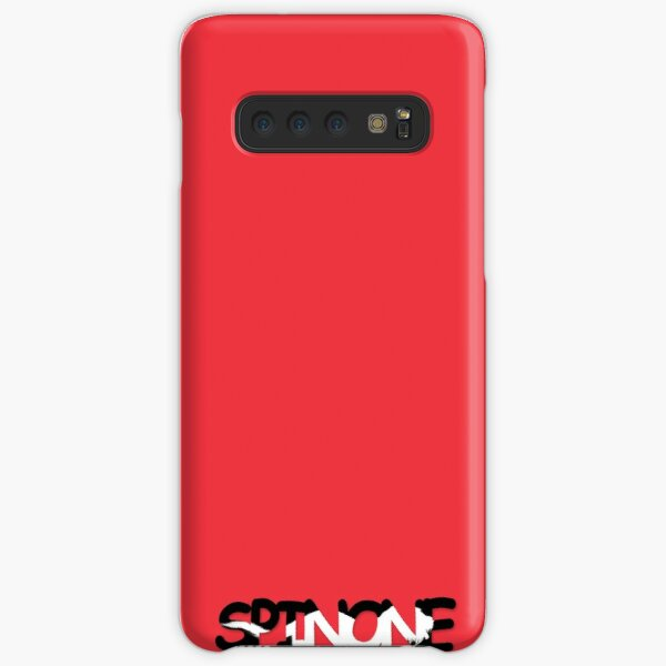SPINONE RED Samsung Galaxy Snap Case