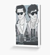 The Pope Of Greenwich Village (Sunglasses Variant) Greeting Card