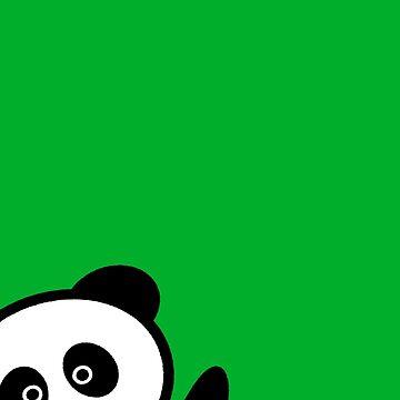 Pocket panda by jaxxx