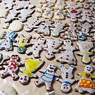Christmas cookie collage by leesm19
