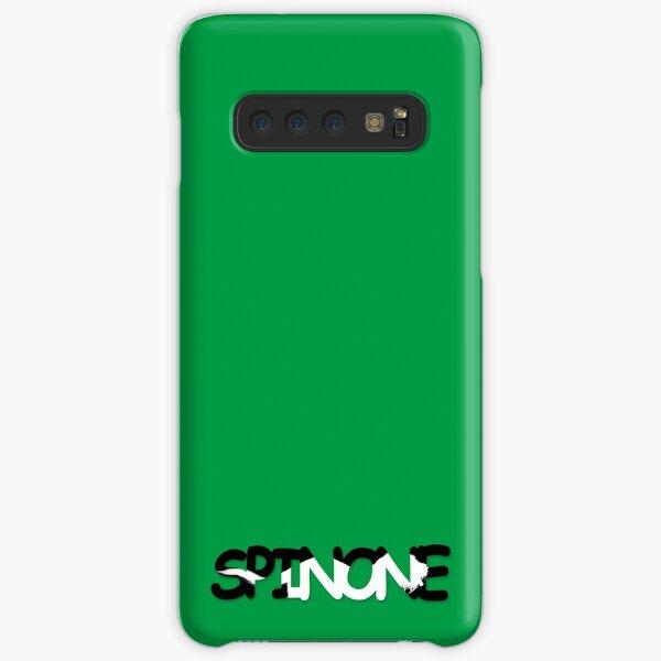 SPINONE GREEN Samsung Galaxy Snap Case