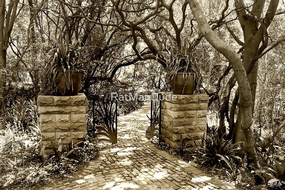 Enchanted Garden by RatManDude