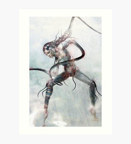 FIGHTER Art Print