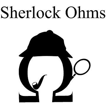 Sherlock Ohms by dobiegerl