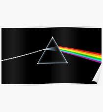 Pink Floyd Prism Poster