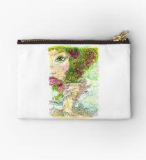 Morning Coffee Zipper Pouch