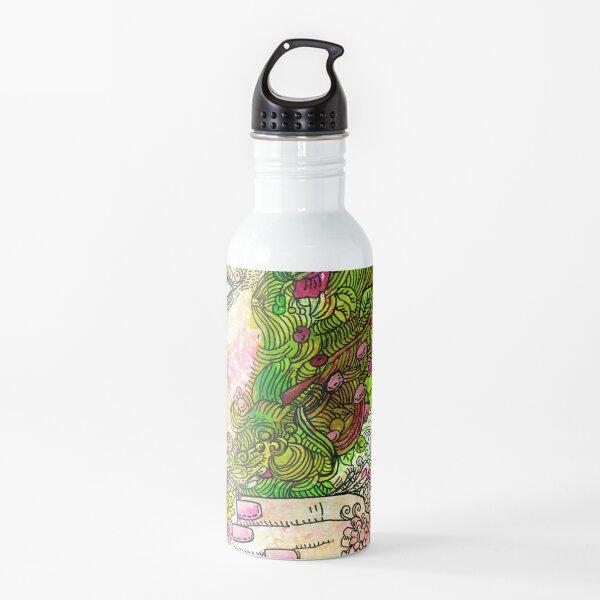 Morning Coffee Water Bottle