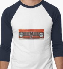 Alfa Sprint GT Men's Baseball ¾ T-Shirt
