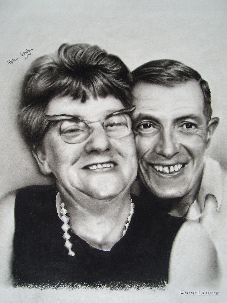 Rita and Tom by Peter Lawton