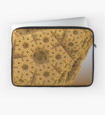 Sandy dodecahedral gasket Laptop Sleeve