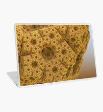 Sandy dodecahedral gasket Laptop Skin