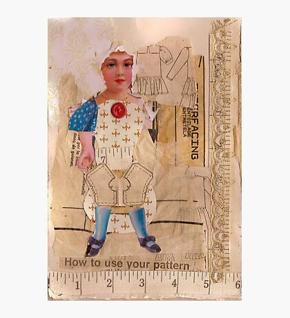 Anatomy of a doll 4 Photographic Print