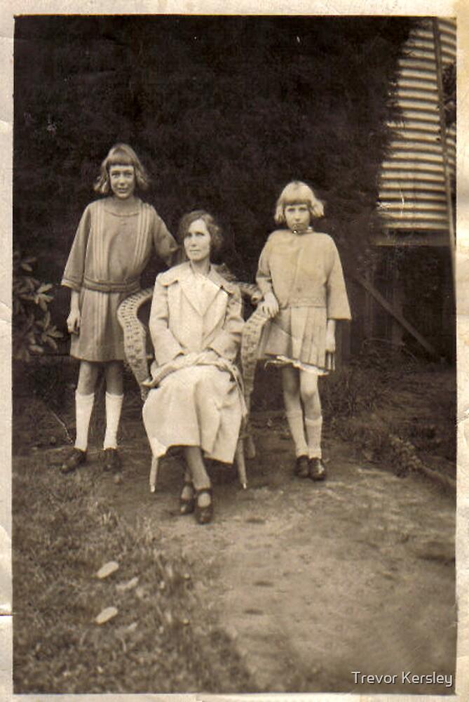 Grand Aunt Lilian by Trevor Kersley