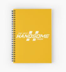 Borderlands | The Next Handsome Jack Spiral Notebook