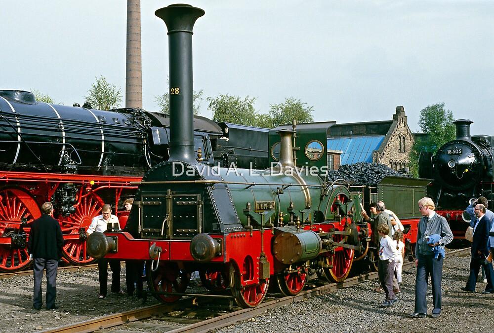 Quot Quot Die Pfalz Quot Steam Locomotive Germany Quot By David A L
