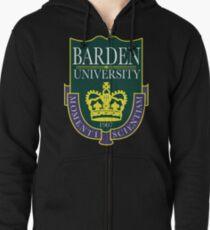 Barden University Zipped Hoodie