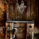 Old Lock - 3 by jphall