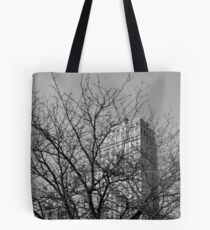 Penthouse Obstruction  Tote Bag