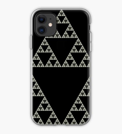 Sierpinski XII  iPhone Case