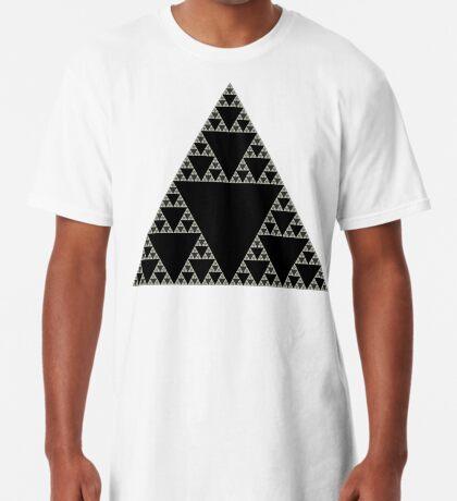 Sierpinski XII  Long T-Shirt