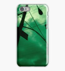 Shoes and Wires iPhone Case/Skin