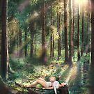 Madeline's enchanted Forrest  by MarleyArt123