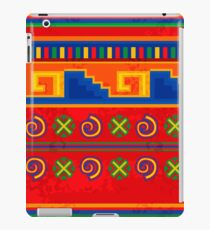 Mexican pattern iPad Case/Skin