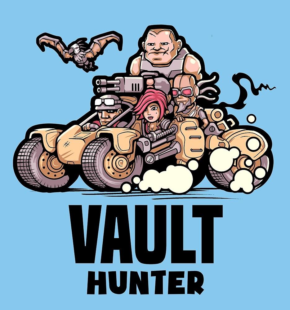 Mini Vault Hunters by wuhu