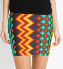 Mexican Mood Mini Skirt