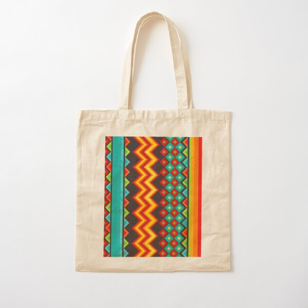 Mexican Mood Cotton Tote Bag