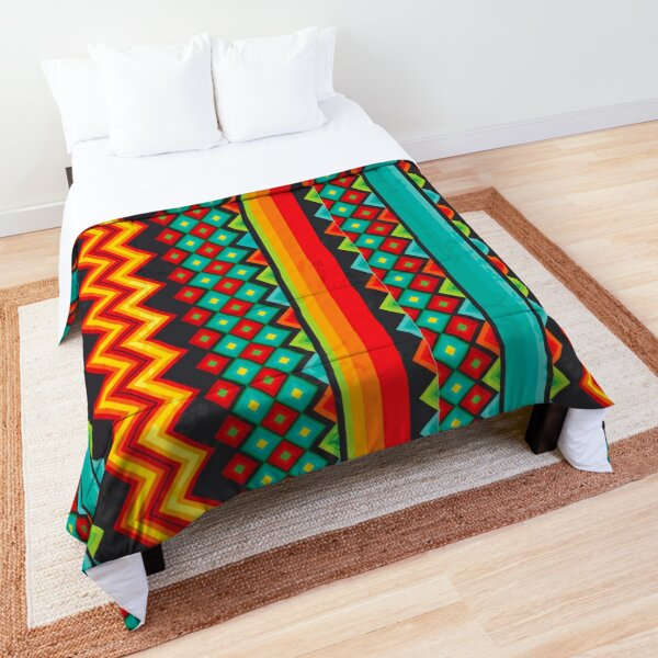 Mexican Mood Comforter