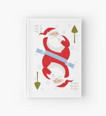 Santa. Ho-Ho-Ho! Hardcover Journal