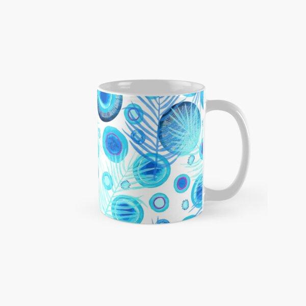 Aqua Drop Classic Mug