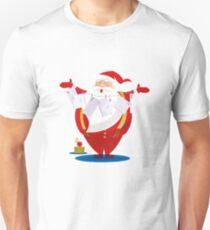Happy Holidays! Slim Fit T-Shirt