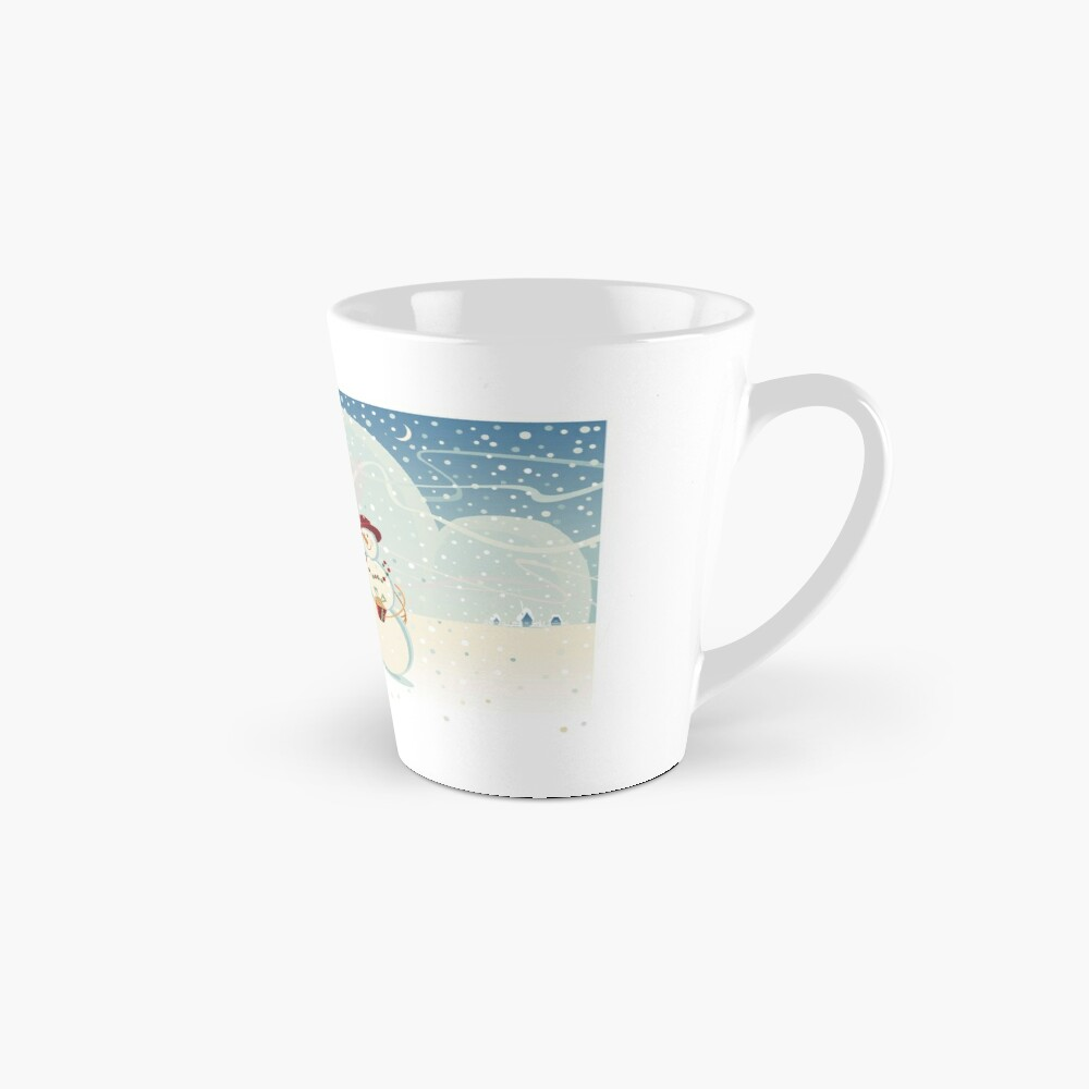 Snowmen Love Tall Mug