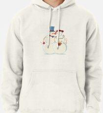 Snowmen Love Pullover Hoodie