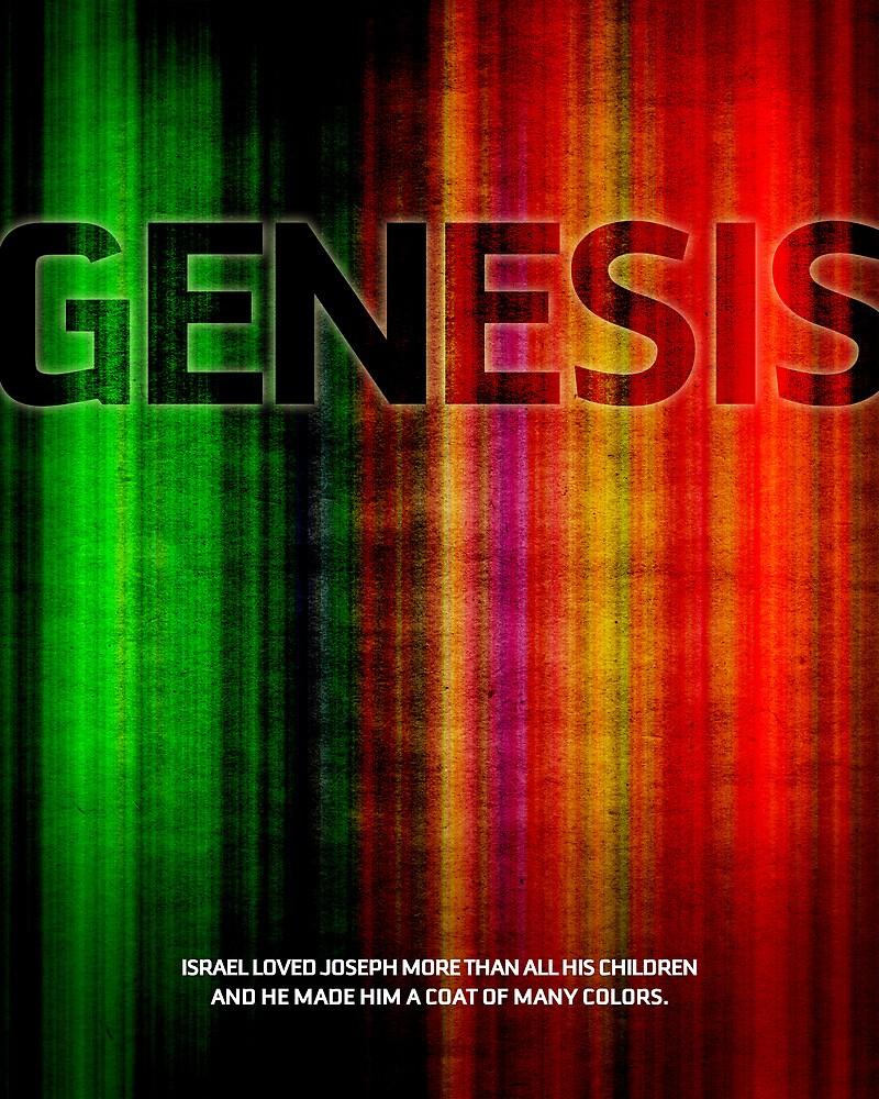 Word Leftovers: Genesis by Jim LePage