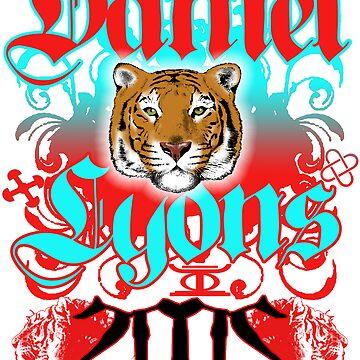 Daniel Lyons 2002 Logo Poster by DanielLyons