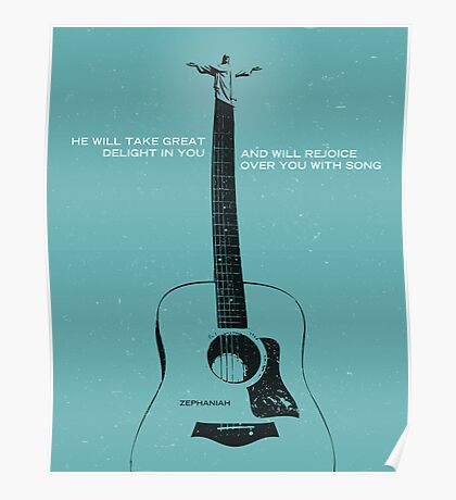 Word: Zephaniah (Acoustic) Poster