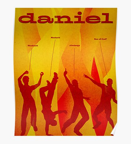 Word Leftovers: Daniel Poster