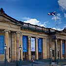 The National Gallery of Scotland by Tom Gomez
