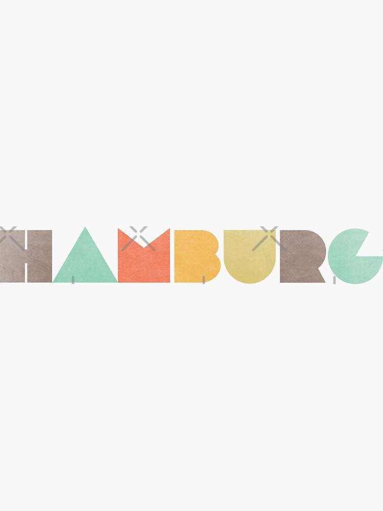 Hamburg Vintage by designkitsch