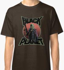 Black Planet Classic T-Shirt