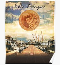 Sixto Rodriguez  Poster