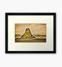 """""""The Horn Sounds-North Island, New Zealand"""" Framed Print"""