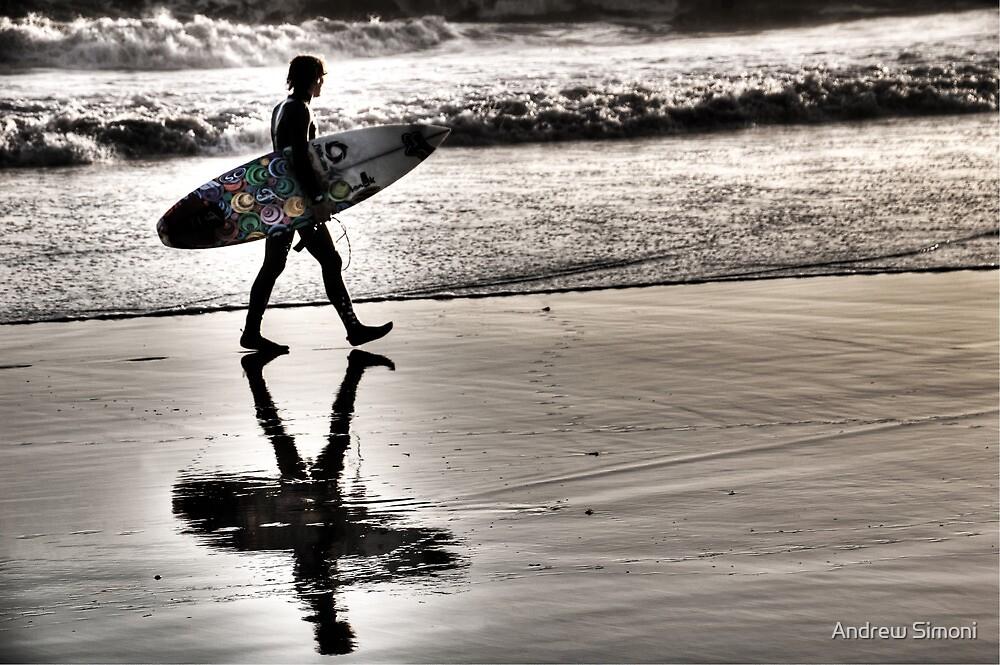 Returning to the Break by Andrew Simoni