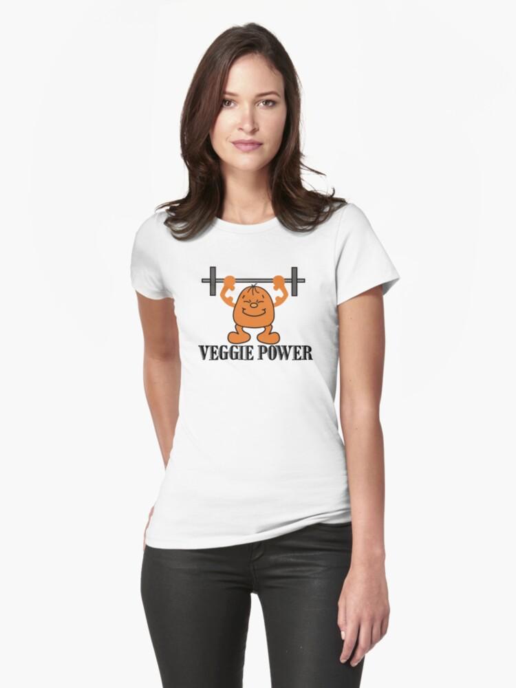 Veggie Power by T-ShirtsGifts